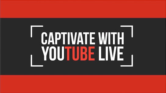 YouTube Live course