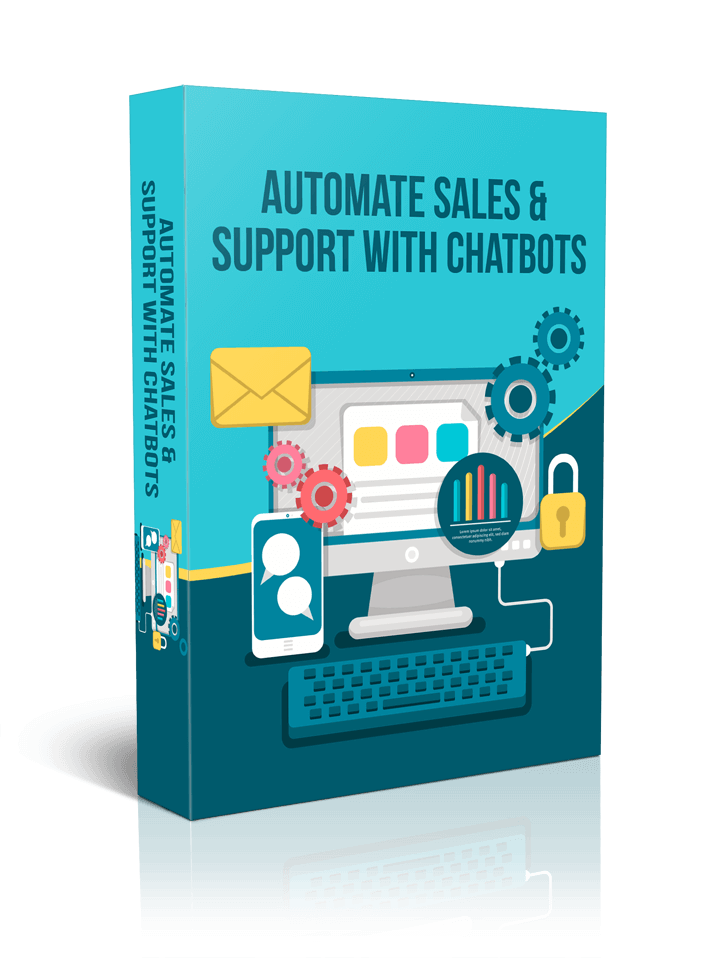 Automate Sales & Support with Chatbots